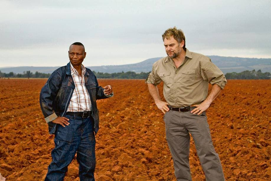Treurgrond, South African feature film