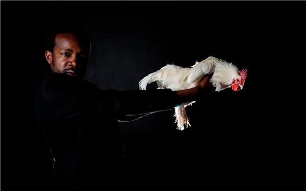 David Kibuuka South Africa