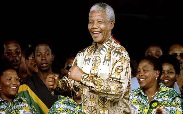 Mandela Day South Africa 2015