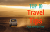 Travel Tips South Africa
