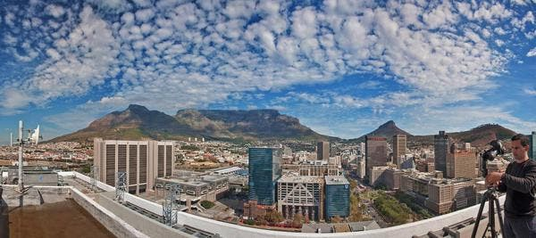 Biggest image of Cape Town