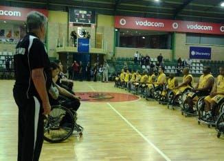 South African Wheelchair Basketball