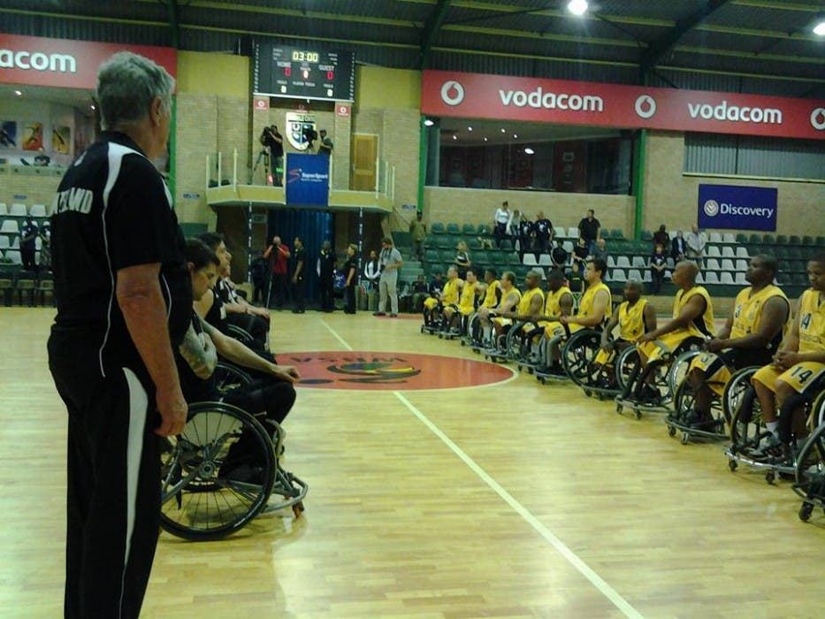 South African Wheelchair Basketball