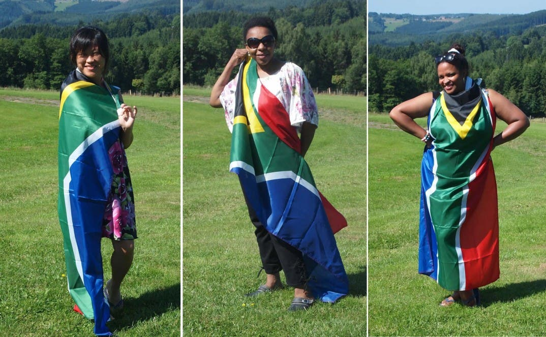 South African expats get-together in Europe