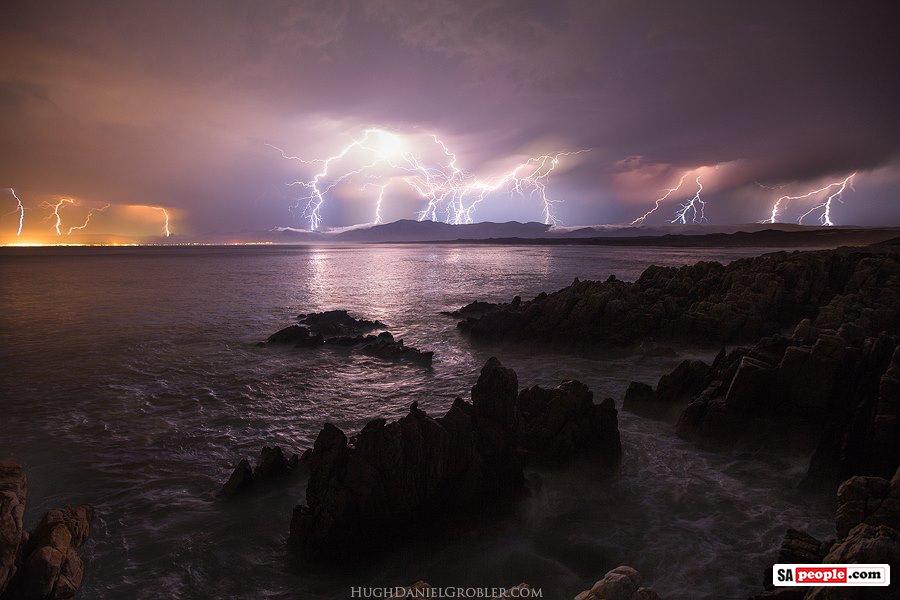 Western Cape Lightning