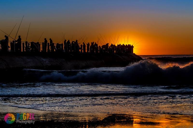 """Peter de Groot - """"Another perfect Durban winter morning today."""""""