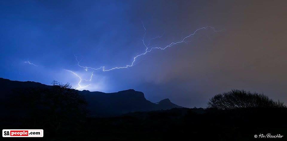 Constantia lightning