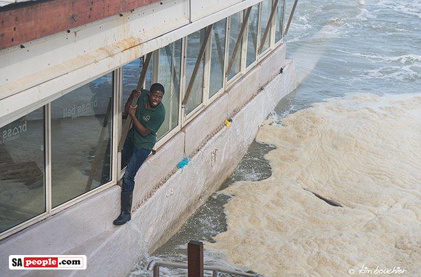 Flood Kalk Bay South Africa