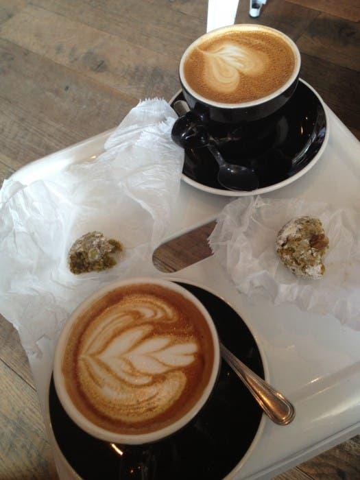 New York Travel coffee