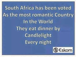 Loadshedding South Africa