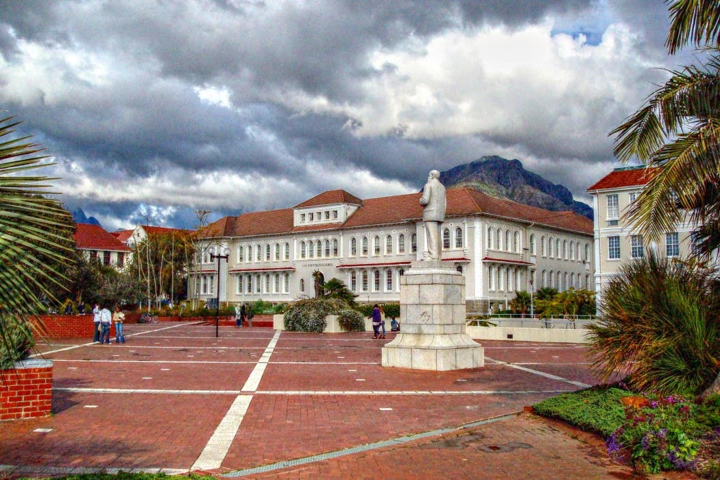 Stellenbosch University South Africa