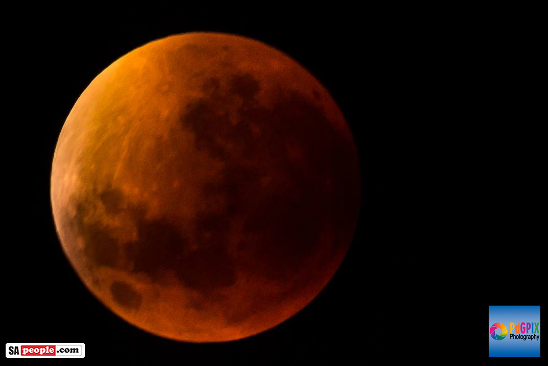 blood moon eclipse south africa - photo #2