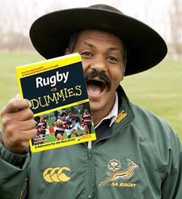 Old Rugby Player Jokes: Your Worldwide South African