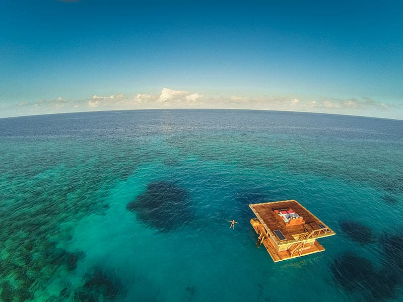 The Manta Resort. Photo: themantaresort.com