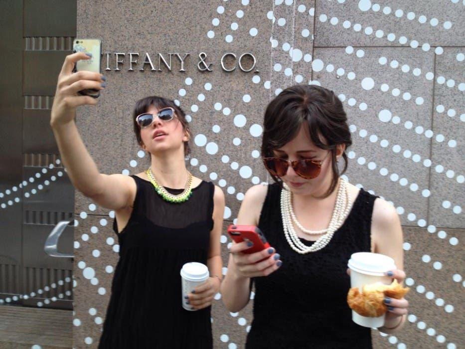New York Travel Tiffanys
