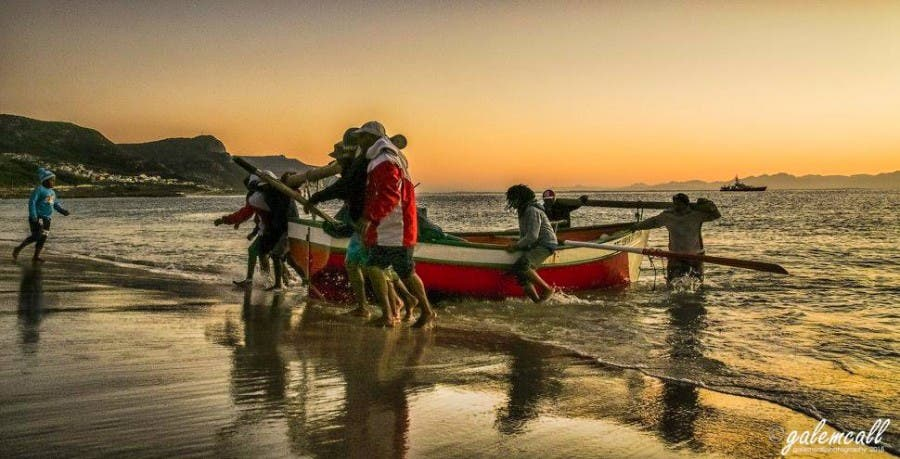 Fishermen of the Cape