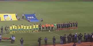 Bafana Bafana vs Costa Rica