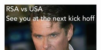 RSA vs USA