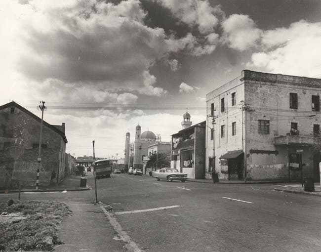 District Six. Source: District Six Museum.