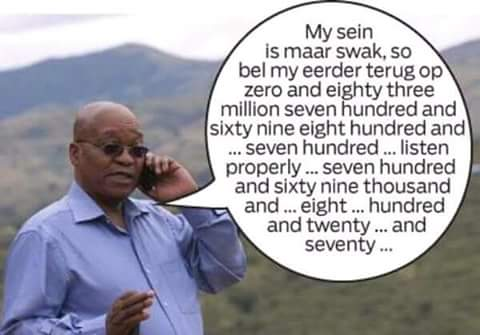 South African jokes