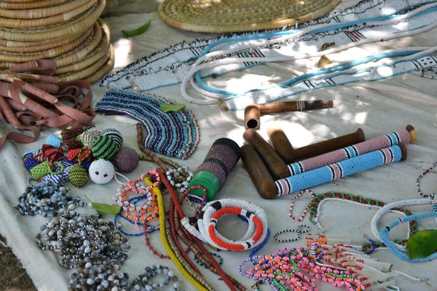 Beaded crafts