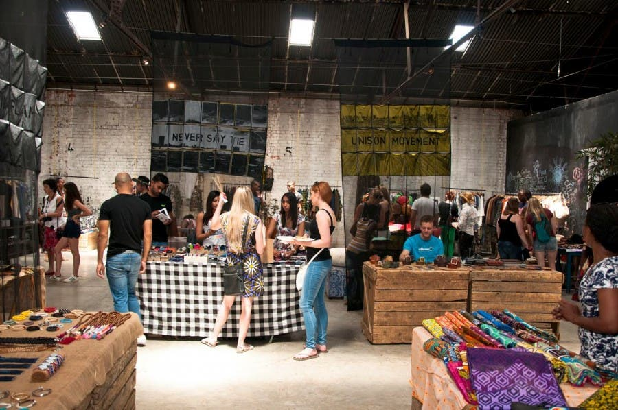 Food Wine Locally Made 10 Weekend Markets To Try Out