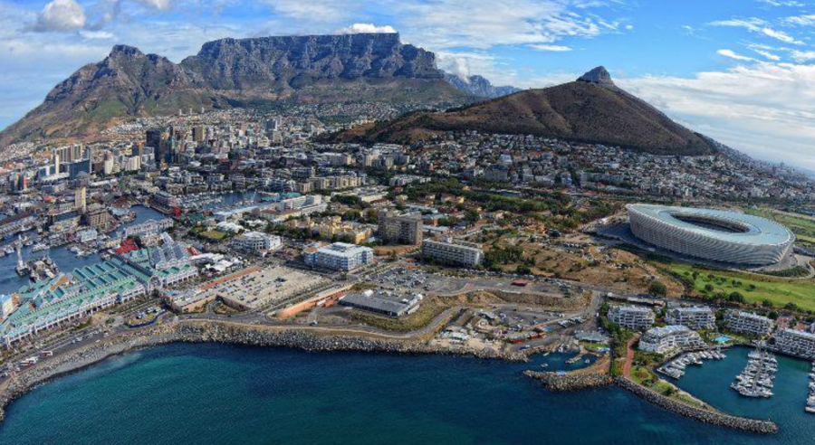 UK Paper Names Cape Town Among Top 20 Places to See in 2016