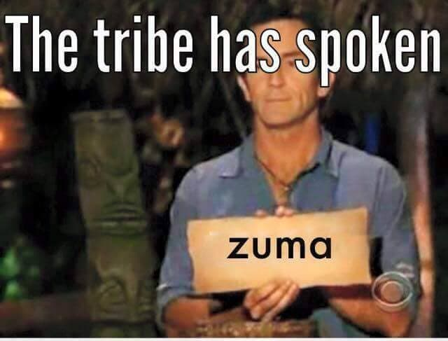 Funniest Zuma Memes : Yet another finance minister and south african humour