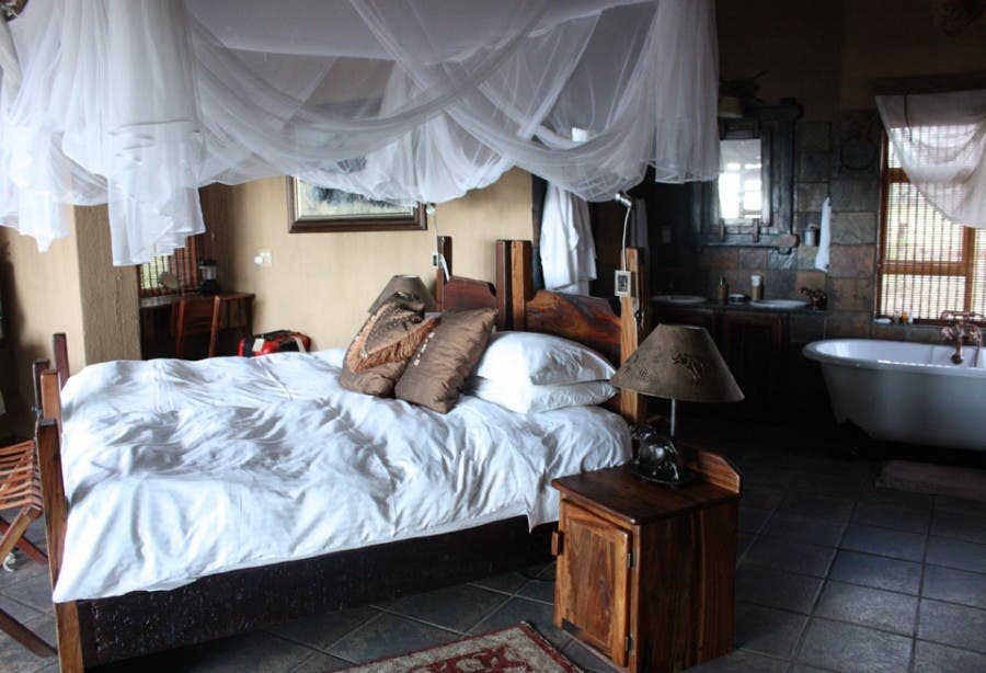 Sleeping like kings and queens in one of South Africa's luxury game lodges