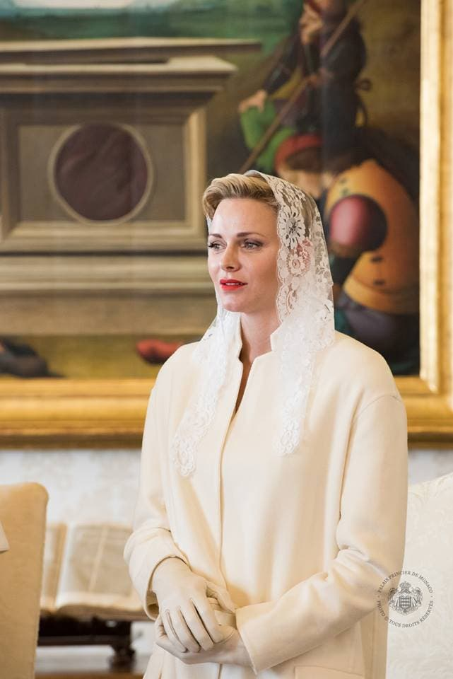 Princess Charlene Monaco