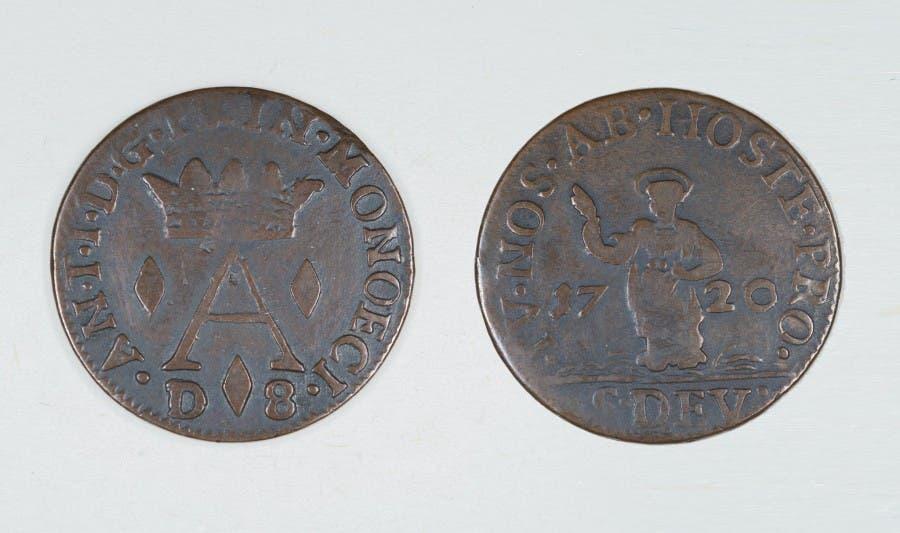 Saint Devote coin
