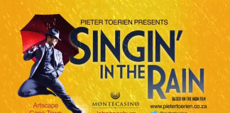 singin in the rain show