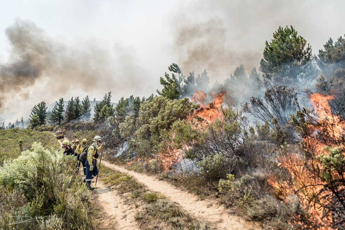 Simonsberg Fire