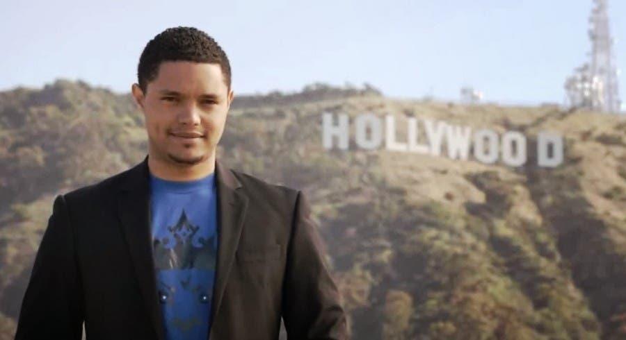 Trevor Noah in Hollywood