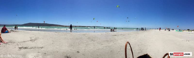 Langebaan Kite Surfers