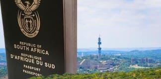 Passport in Pretoria