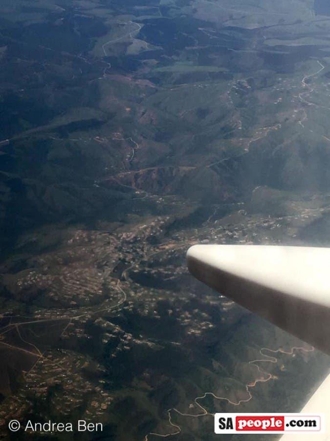 Flying Joburg to KZN