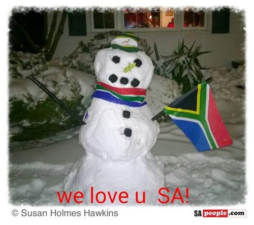 snowman-sa