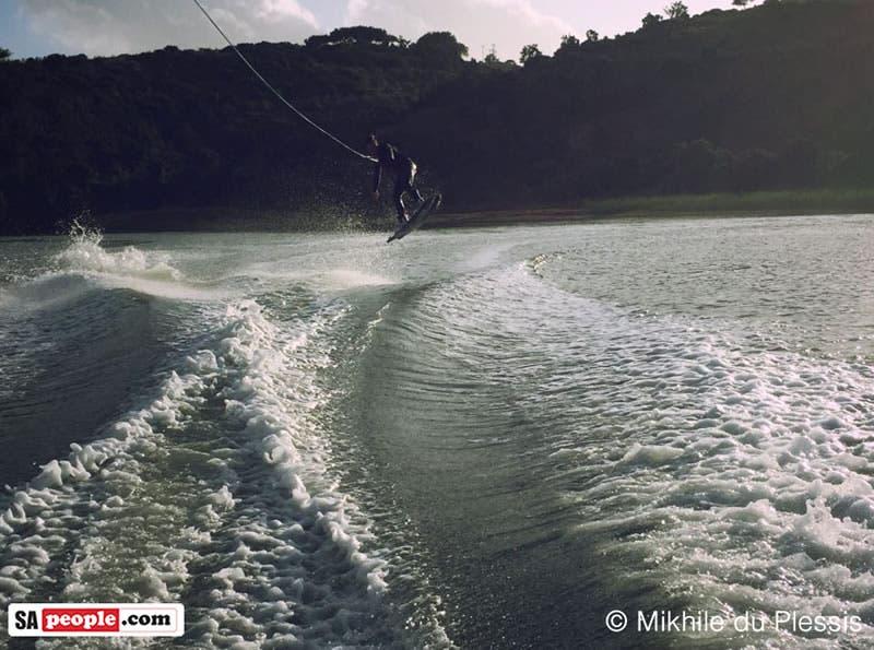 Wake Boarding, Kowie River