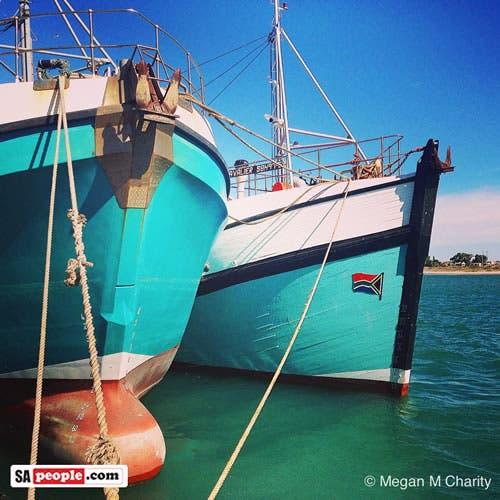 sa flag boat