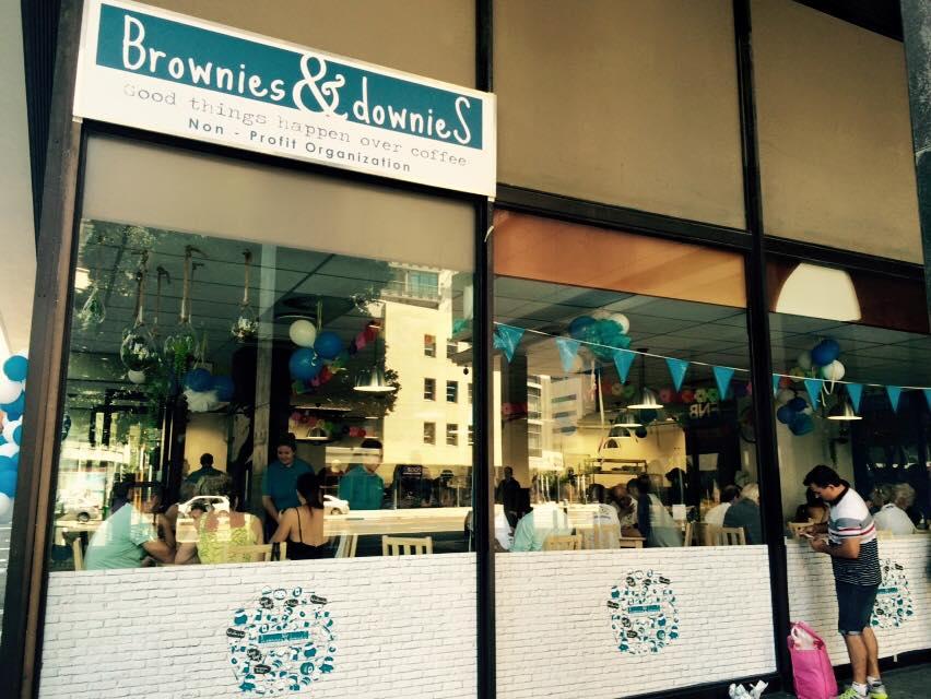 Brownies and Downies