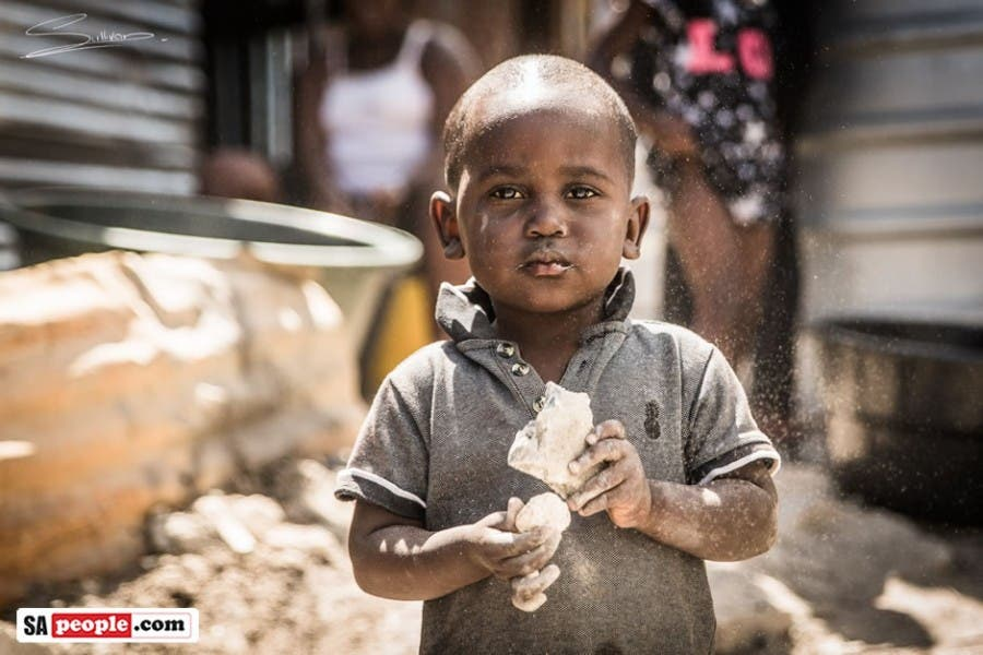 Child in Hout Bay