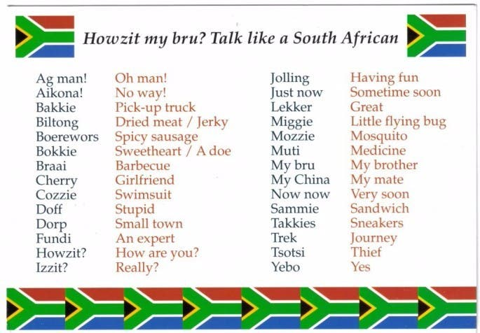 Expats South Africa