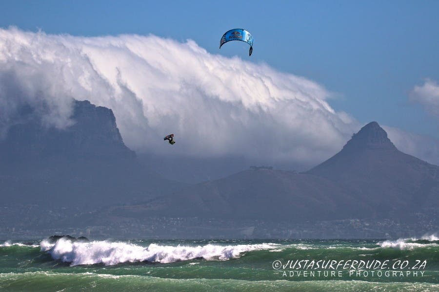 King of the Air, Cape Town
