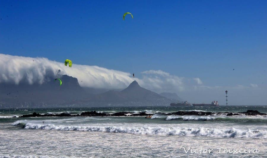 King of the Air Cape Town