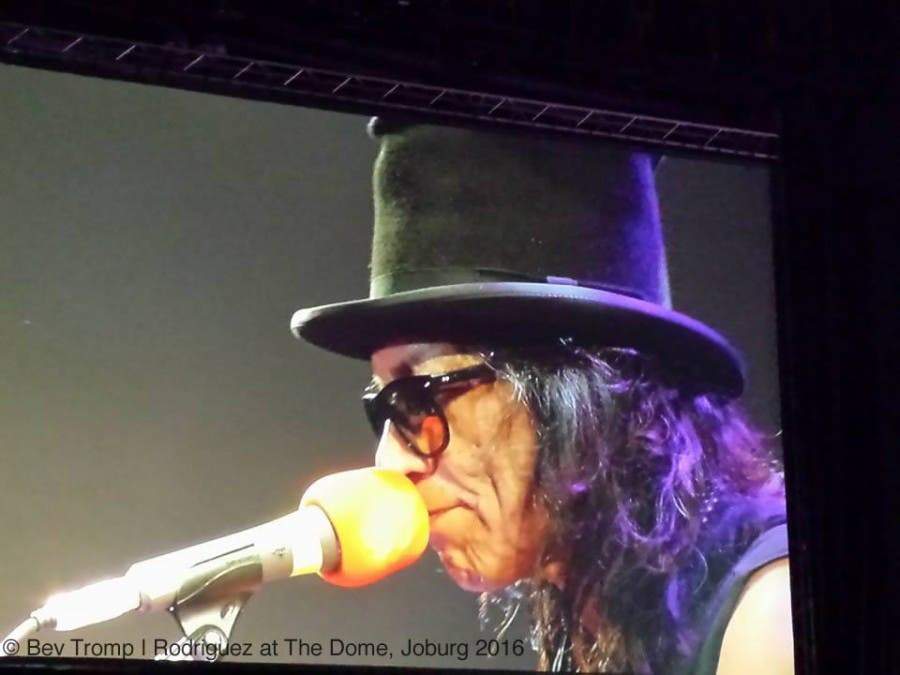Rodriguez in South Africa