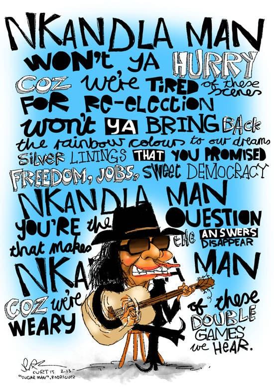 Sugarman Nkandla Man