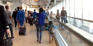 Travelling with children to South Africa