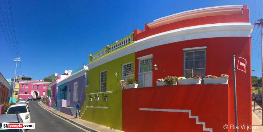 Bo-Kaap, South Africa
