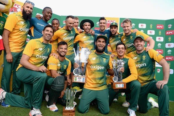 South African Proteas Win International Series - SAPeople ...